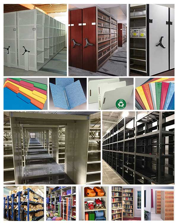 Storage Product Collage